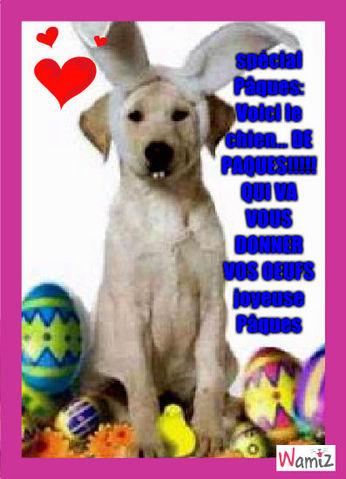 Joyeuses Fêtes de Pâques ! Joyeus10