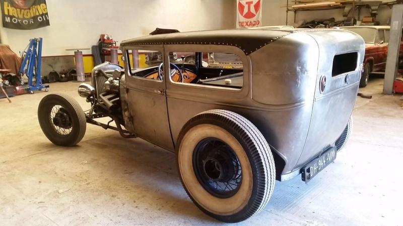 vend ford sedan hot rod (VENDU) Receiv11
