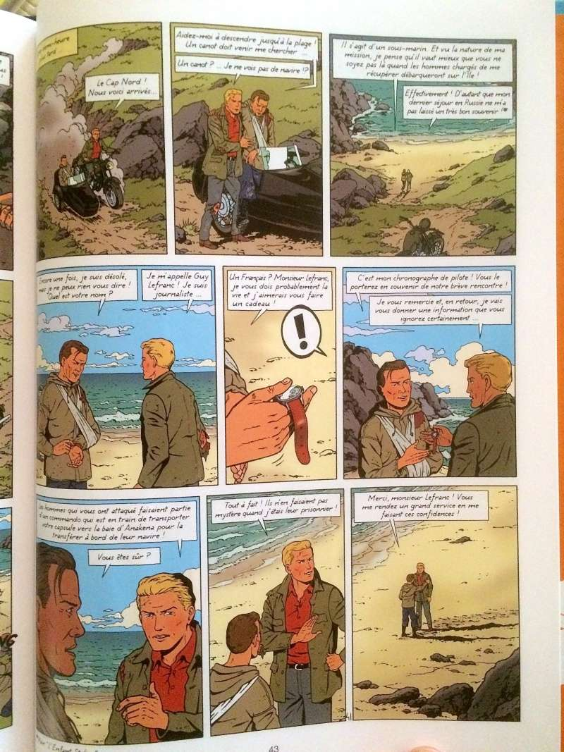 L'homme-oiseau - Page 3 Lefran10
