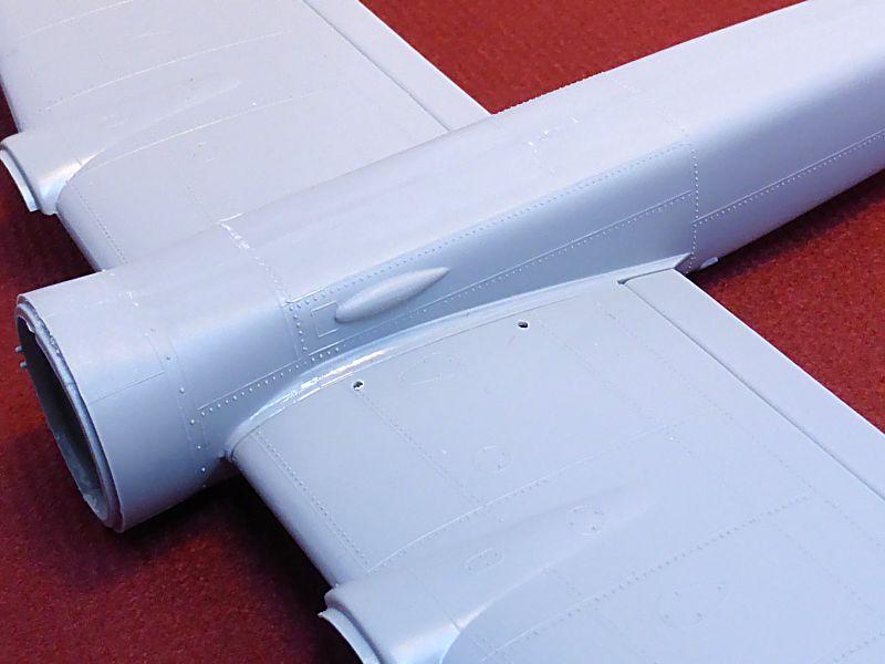 Diorama Mistel 1 - les préparatifs d'un grand BOUM Mistel44
