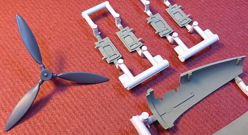 Diorama Mistel 1 - les préparatifs d'un grand BOUM Mistel51