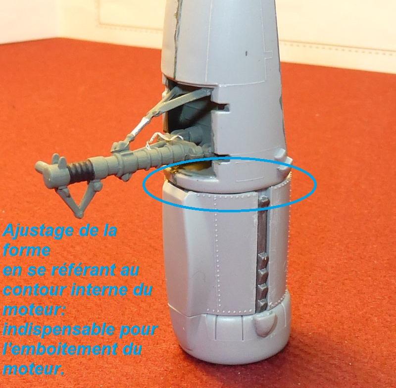 Diorama Mistel 1 - les préparatifs d'un grand BOUM Mistel64
