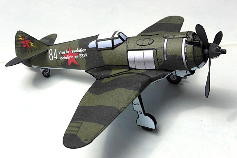 [PaperCraft] mes avions en carton échelle 1/60 Paperc27