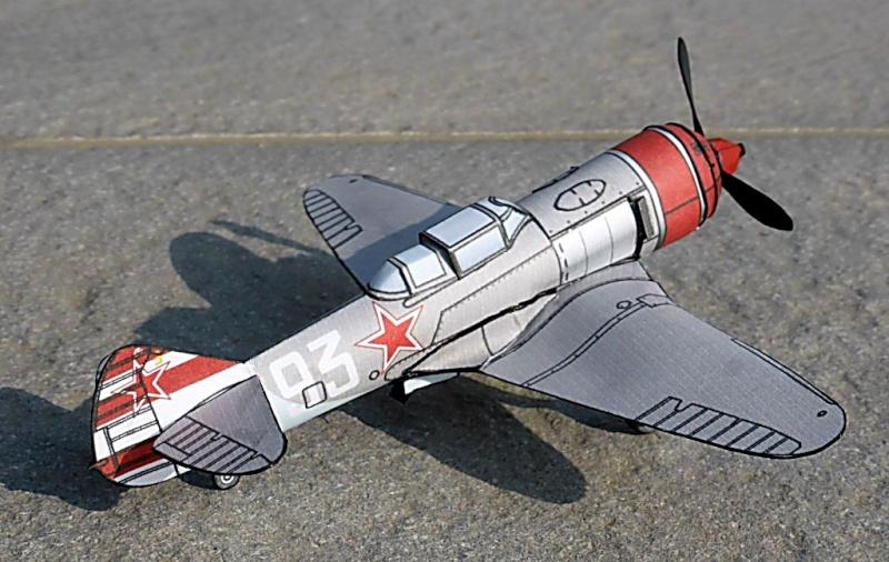 [PaperCraft] mes avions en carton échelle 1/60 Paperc29