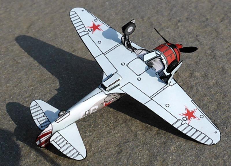 [PaperCraft] mes avions en carton échelle 1/60 Paperc31