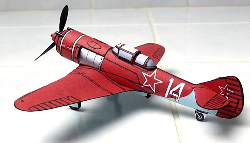 [PaperCraft] mes avions en carton échelle 1/60 Paperc32