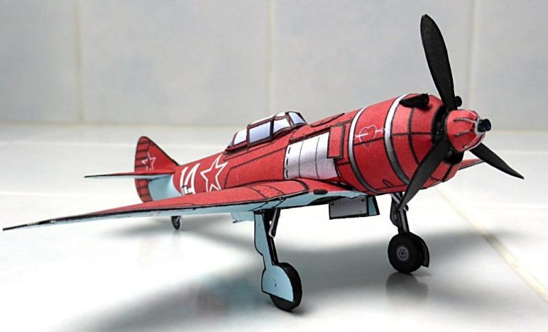 [PaperCraft] mes avions en carton échelle 1/60 Paperc33