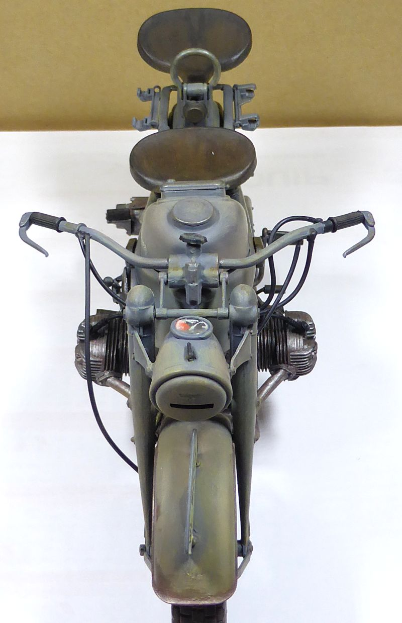 [ITALERI] Zündapp KS 750 scale 1:9 rénovation d'une vieille baroudeuse Zks75021
