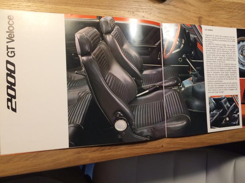 restauration GT 2000 Véloce  - Page 4 Img_5734