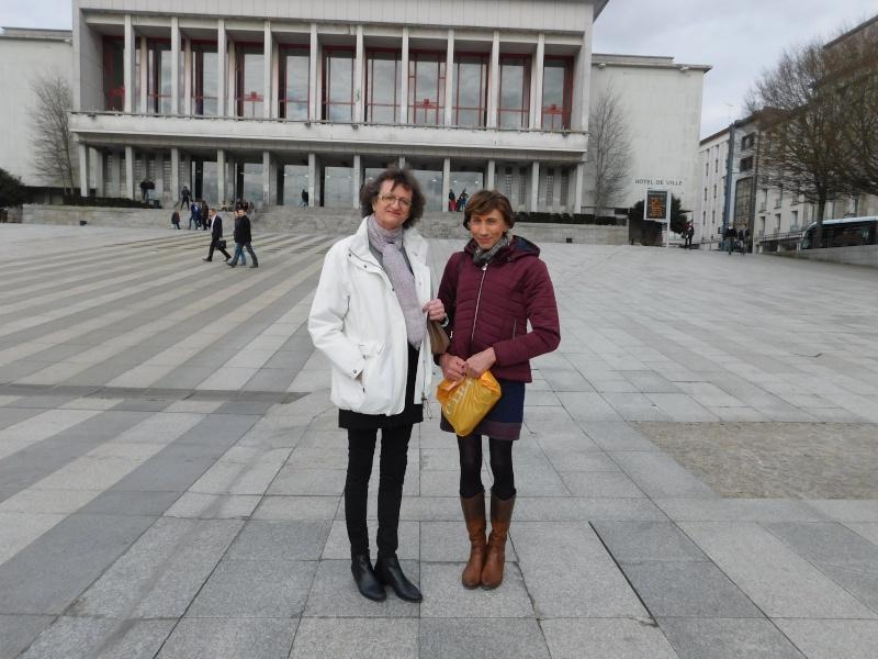 rencontre Clotilde et Michelle Dscn0510