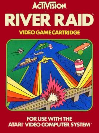 JOGOS CADASTRADOS: ATARI 2600 River-10