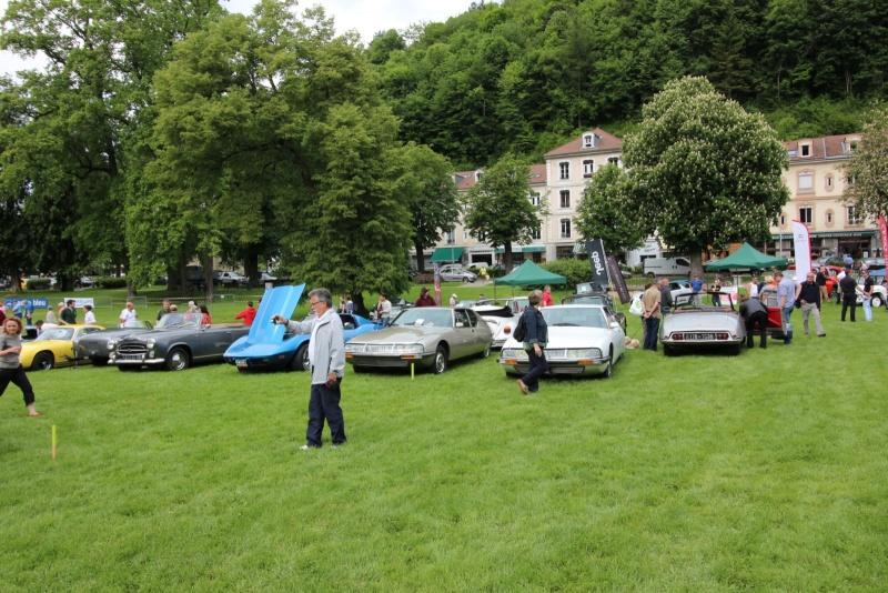 Rassemblement de cabriolets et voitures anciennes à F-38 Uriage... Img_3916