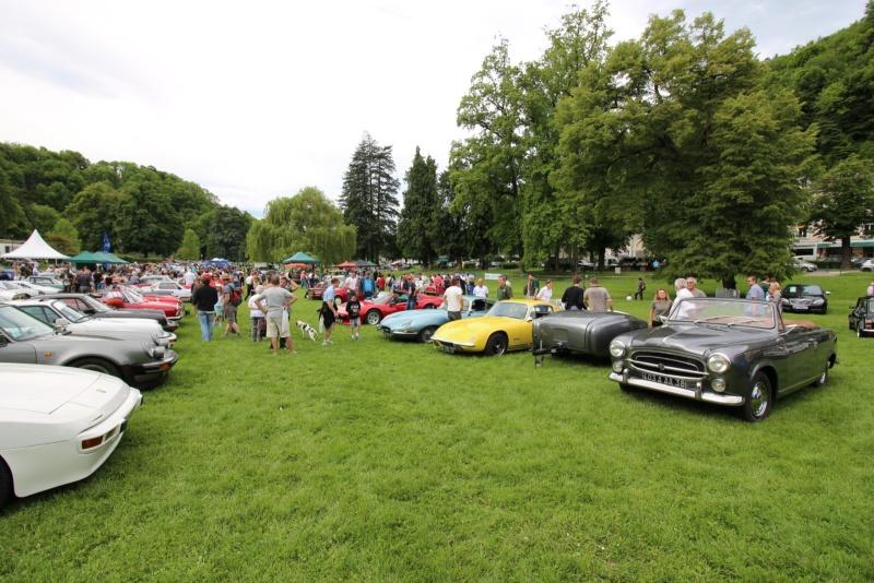 Rassemblement de cabriolets et voitures anciennes à F-38 Uriage... Img_3917