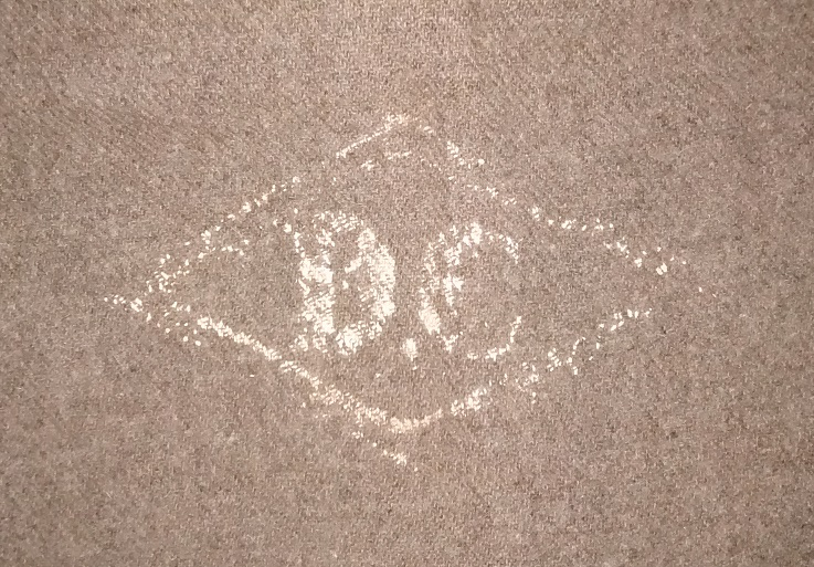 WW2 Canadian Blanket Blanke10