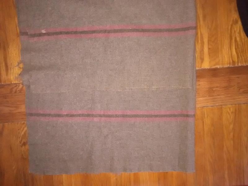WW2 Canadian Blanket Blanke11