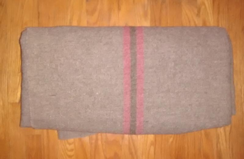 WW2 Canadian Blanket Blanke12
