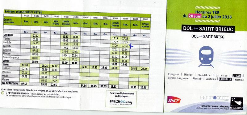 """""""tro breiz ferroviaire """" Rennes/St Brieuc/Dol/Rennes (3- De  Lamballe à Dinan) Scan46"""