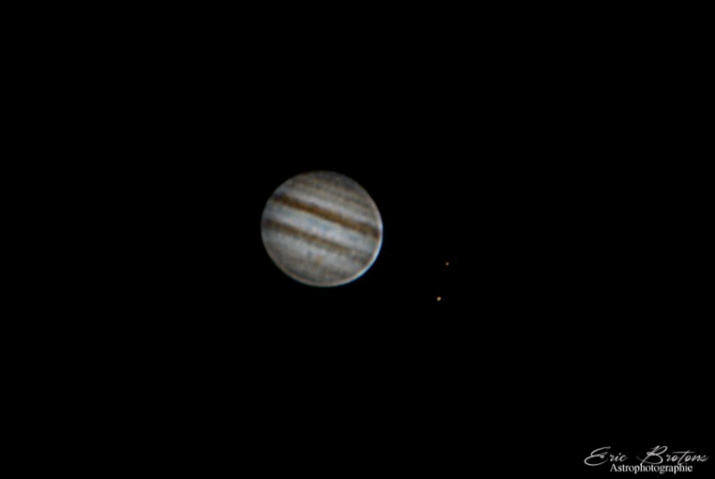 Tache solaire en forme de cœur suite + la lune et Jupiter..  Out_1810
