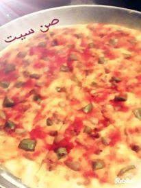 ابسط طريقة عمل بيتزا 110
