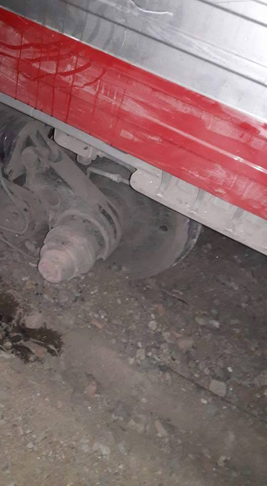 عاجل مقتل 8 أشخاص وإصابة 9 آخرين في حادث اصطدام قطار بسيارة فى اسوان 12963410