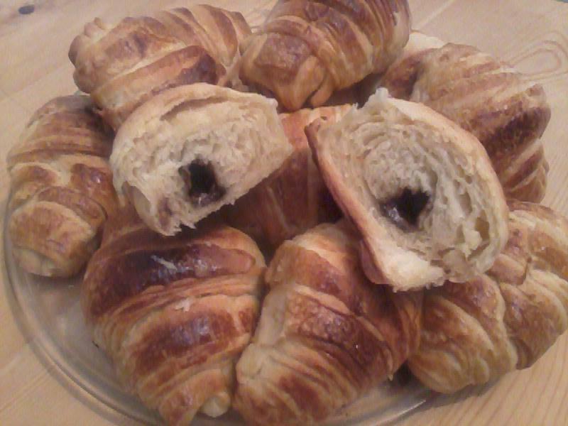 طريقة عمل كرواصو لقهوة الصباح مشاركتي في مسابقة احسن طبق من ايدك 2410