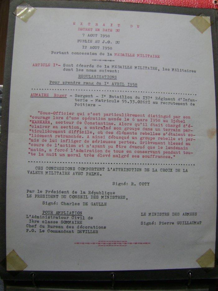 Album photo 1er Bataillon du 137eme Régiment d'Infanterie 32228514