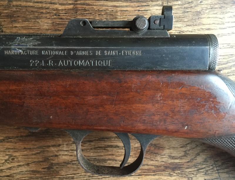Carabine 22lr MAS 50 [identifiee] Image41