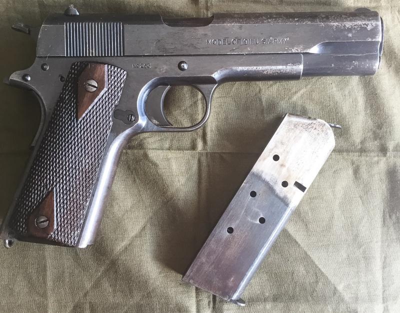 Colt 1911 de 1918 Image53