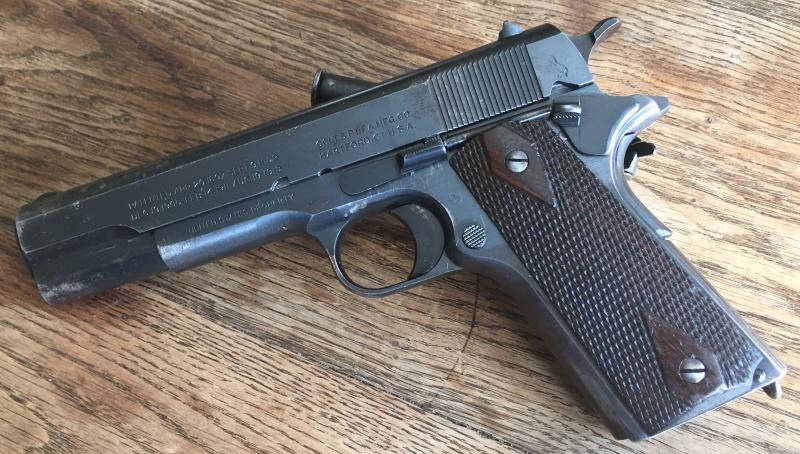 Colt 1911 de 1918 Image56