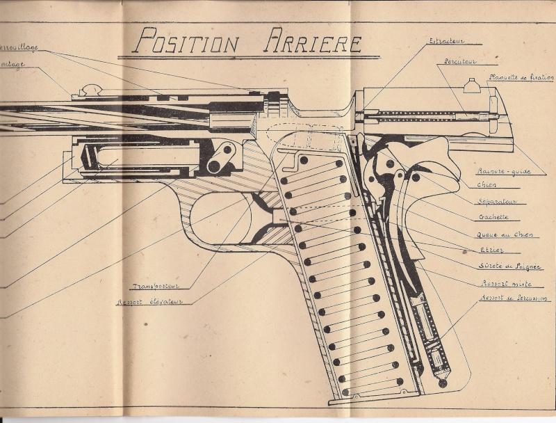 Manuel technique français 1947 PA 1911A1 Numyri18