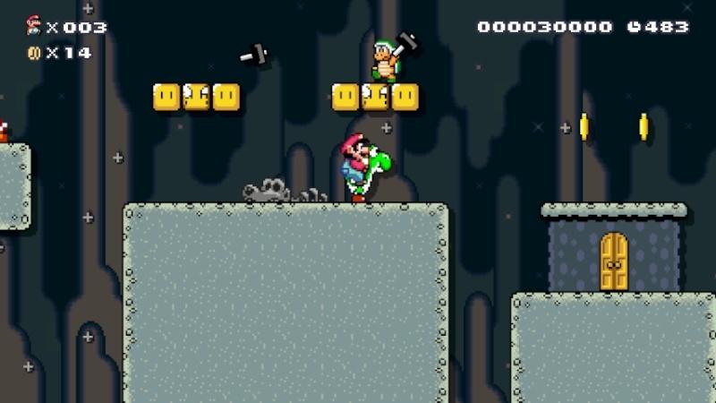 Exclusive Feature: Super Mario Mini, Vol. III Wiiu_s12