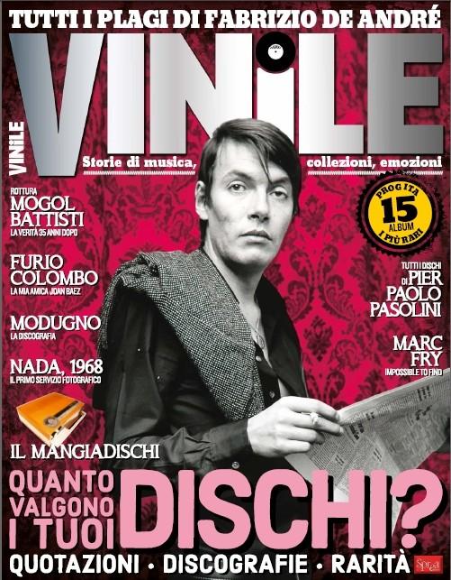 rivista vinile numero 1 Vinile10