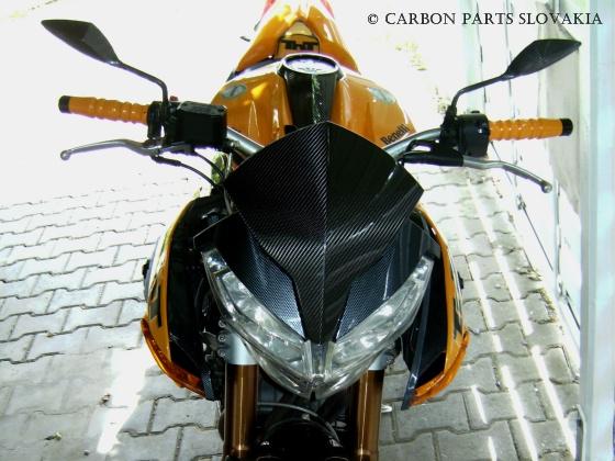 Vide Garage pour  TNT 1130 Carbon10