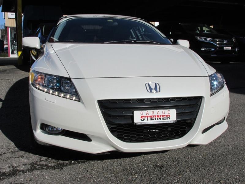 Démontage du support de plaque d'immatriculation avant Honda-10