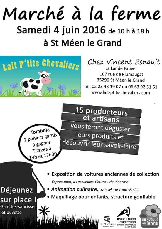 EXPOSITIONS DE VEHICULES A ST MEEN LE GRAND SAMEDI 4 JUIN  Fb_img10