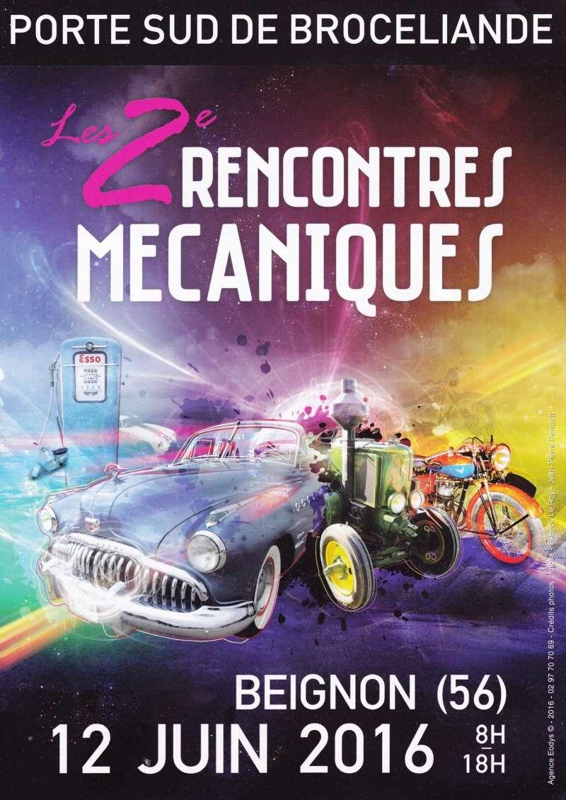 RENCONTRE MECANIQUE DIMANCHE 12 JUIN 2016  Rencon10