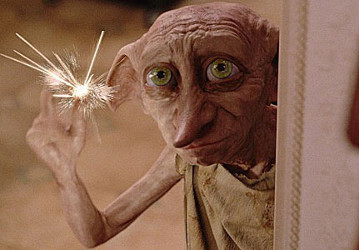 Harry Potter (J. K. Rowling, 1997-2007) Dobby10