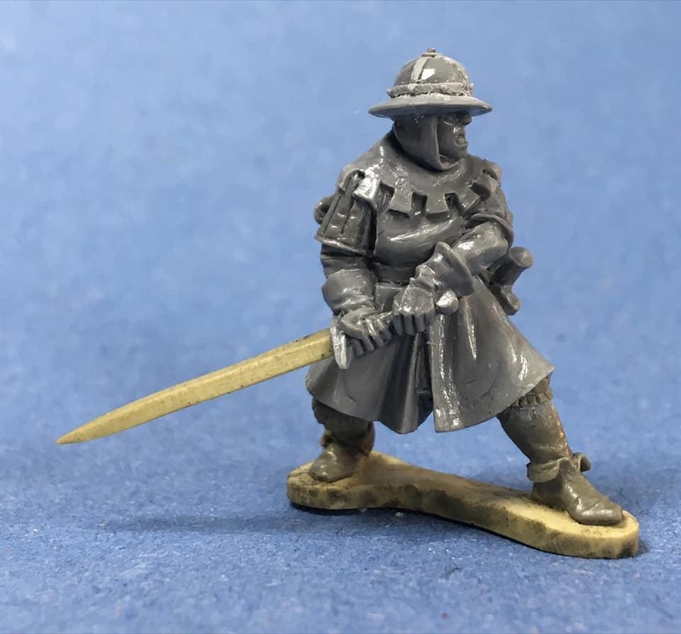 Figurine Perry Miniatures plastique XIVe - XVe siècles 42059410