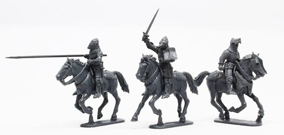 Figurine Perry Miniatures plastique XIVe - XVe siècles 48373110