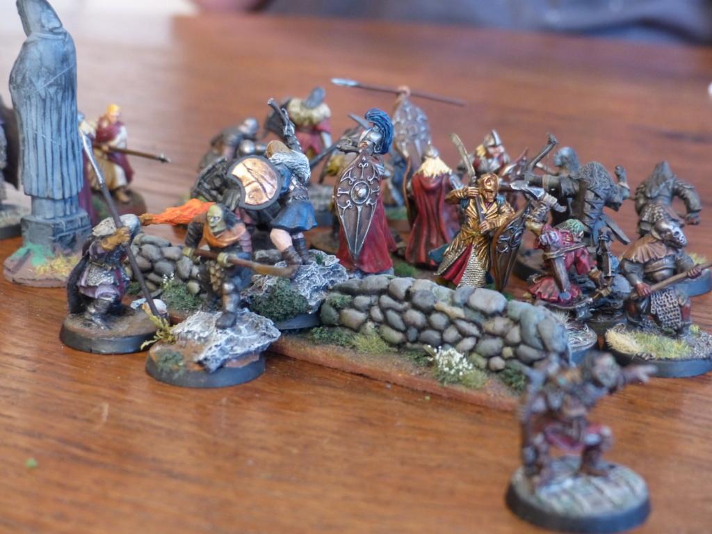 Modor versus alliance Elfes-Rohan P1050521