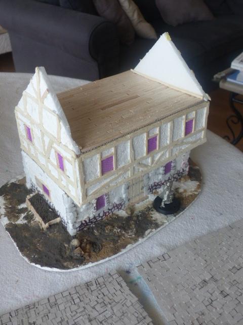 Maison du village de Brée P1090616