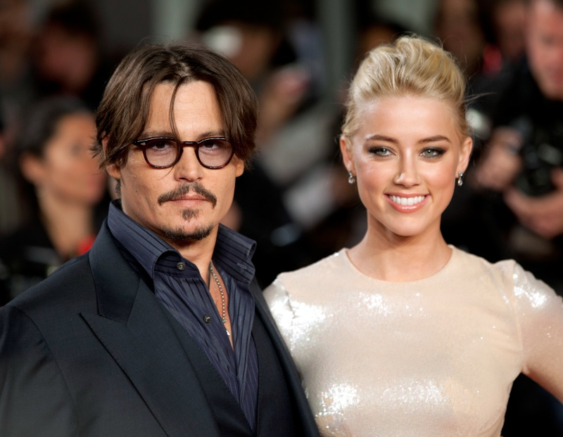 Johnny Depp & Amber Heard - Page 2 Johnny11