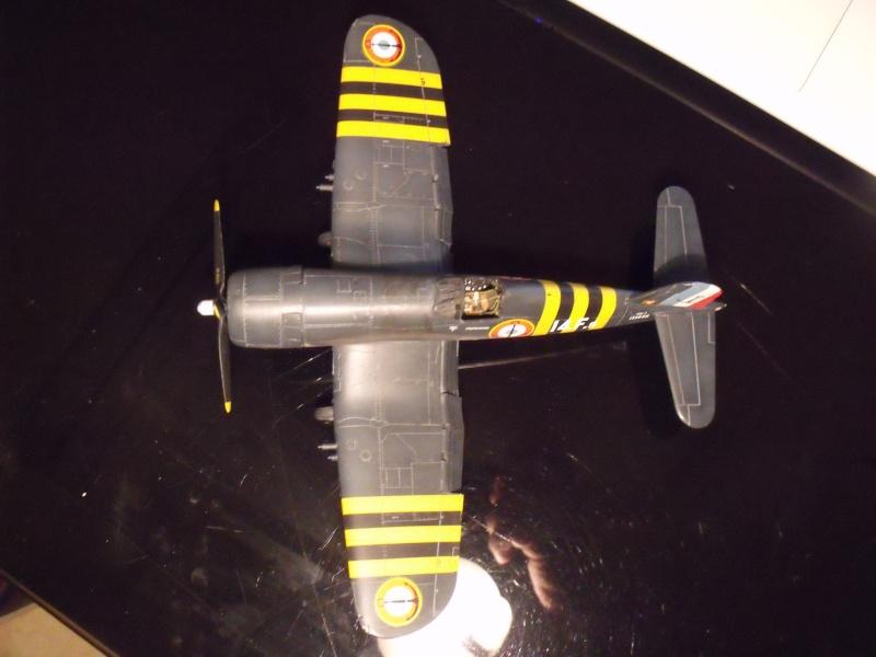 F4U-7 CORSAIR 1/48°  Enfin terminé!!! - Page 10 Dscf6542