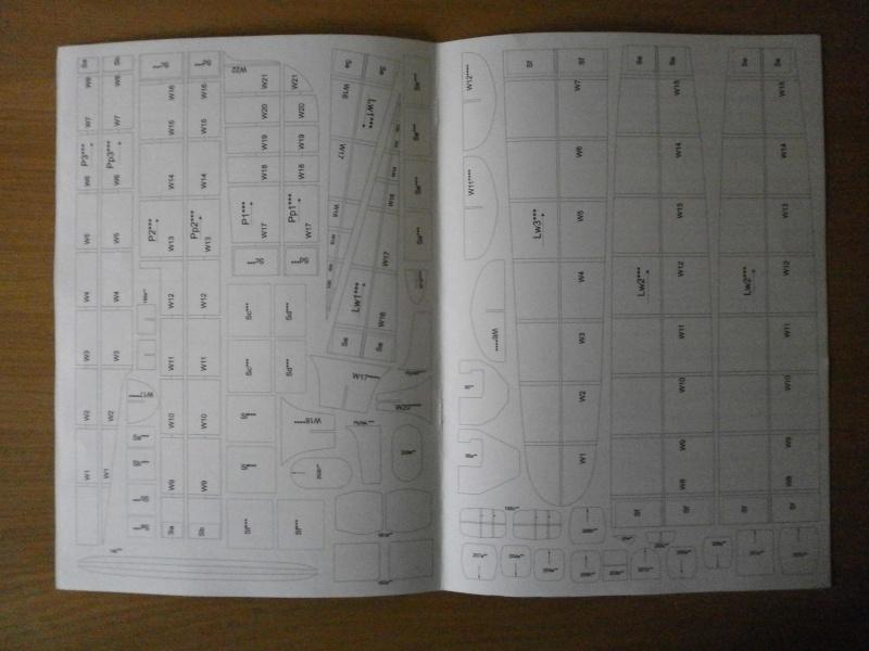 IJN YUBARI paper-card model au 1/200 de ADW MODEL P3160011