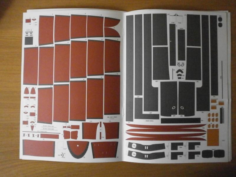 IJN YUBARI paper-card model au 1/200 de ADW MODEL P3160018