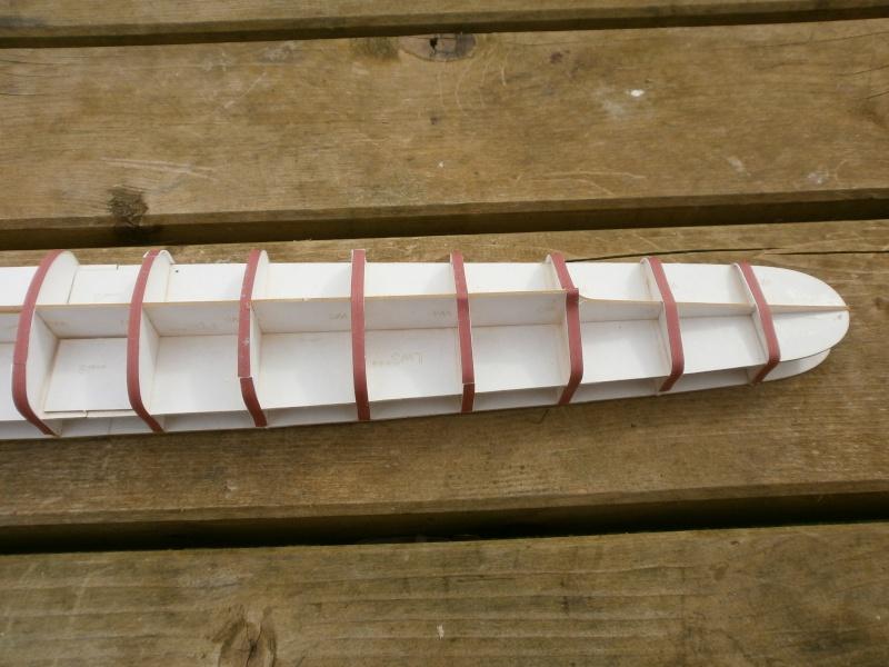 IJN YUBARI paper-card model au 1/200 de ADW MODEL P4030013