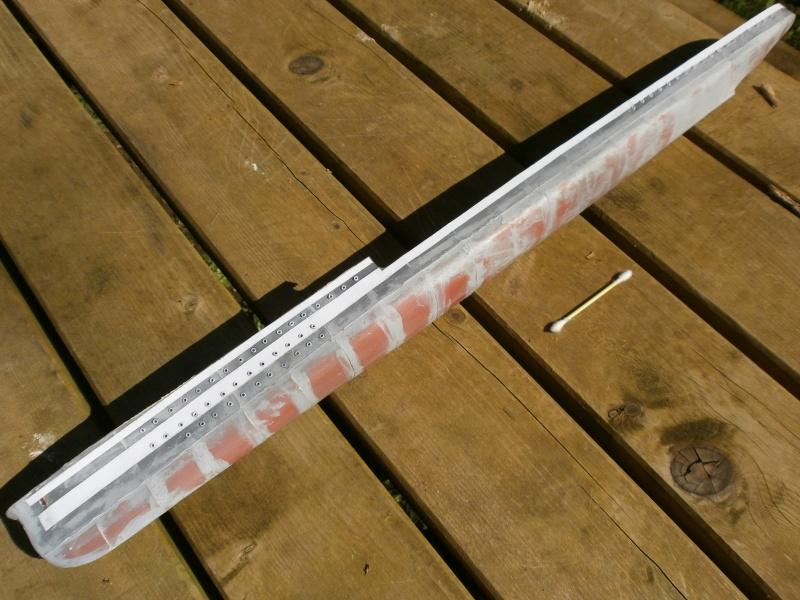 IJN YUBARI paper-card model au 1/200 de ADW MODEL P4100010