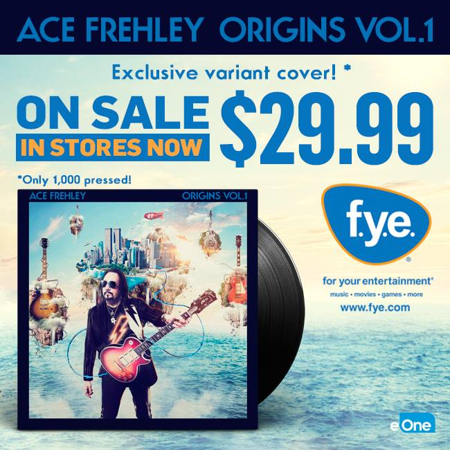 ACE FREHLEY - Origins Vol.1 - Page 2 13173810
