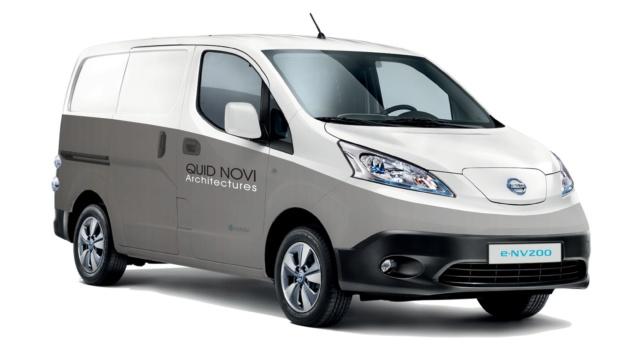 Le Nissan e-NV200 s'offre de nouvelles batteries - Page 4 Quid_n10