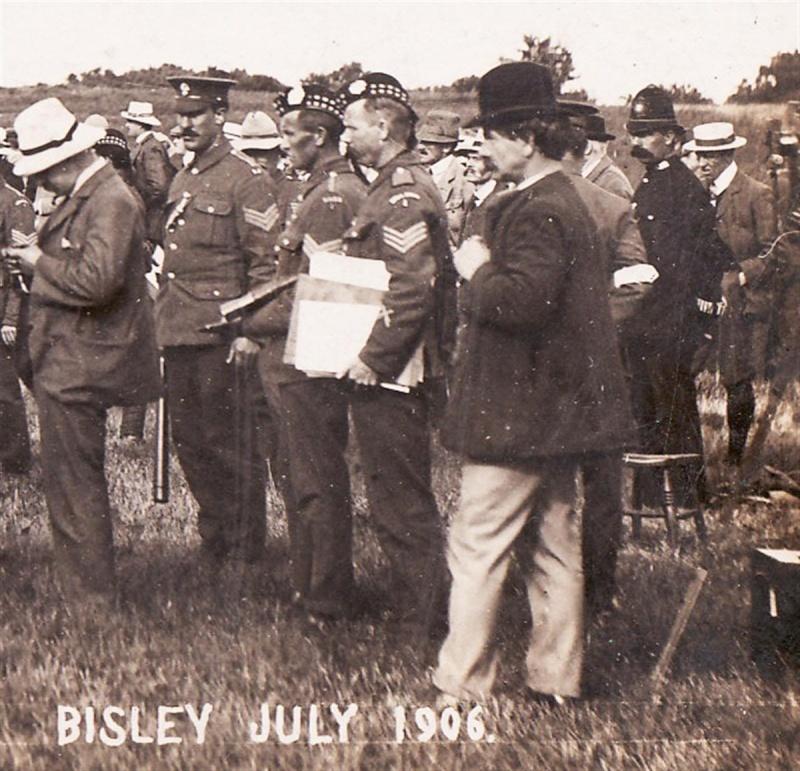 Souvenirs de Bisley.  Af6ca711